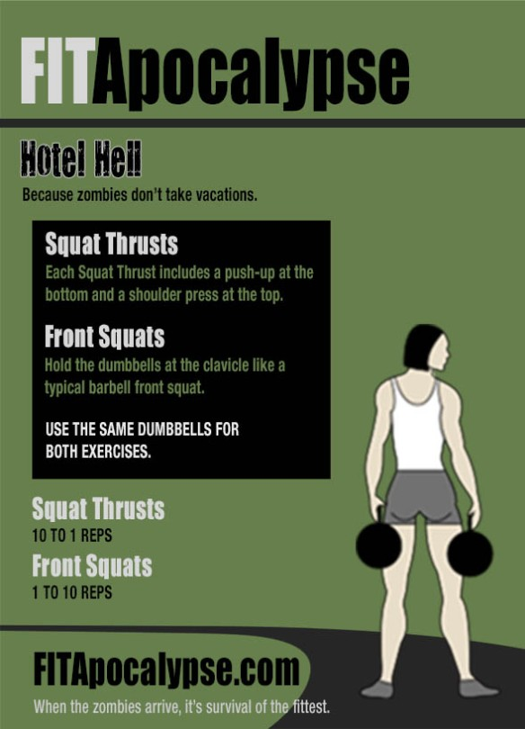 hotel hell workout
